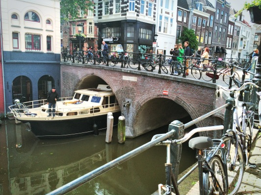 and the canal. Beautiful city.