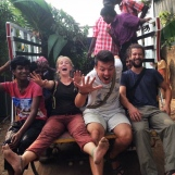 Workaway in South India.