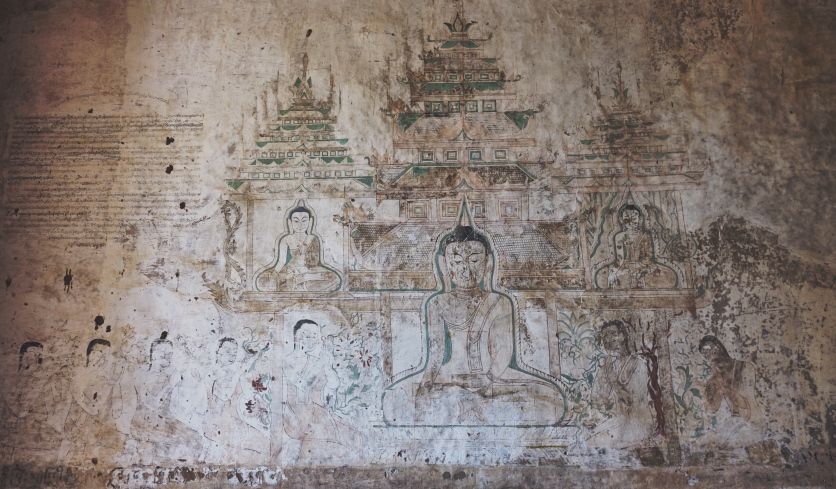 Original temple scripts, Myanmar
